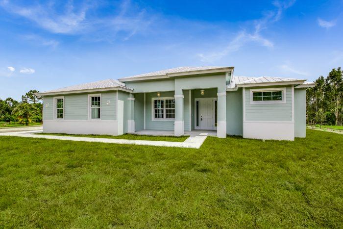 Energy Efficient Model Home