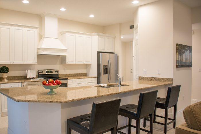 Synergy Homes Bellaire II Kitchen