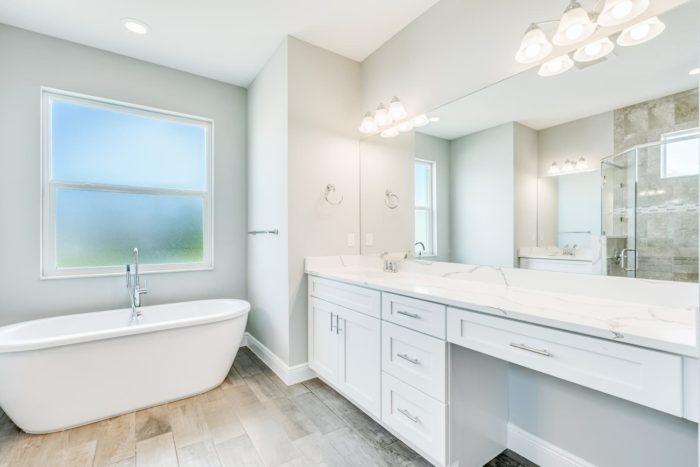 Winston Model Bathroom