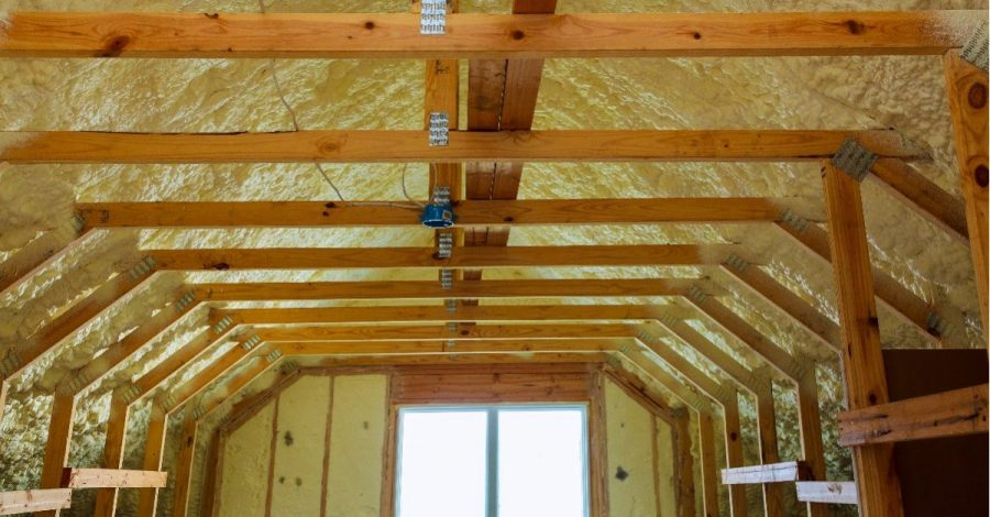 Different Types of Energy Efficient Insulation | Synergy Homes