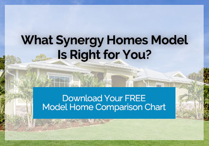Free Model Home Comparison | Synergy Homes of South Florida