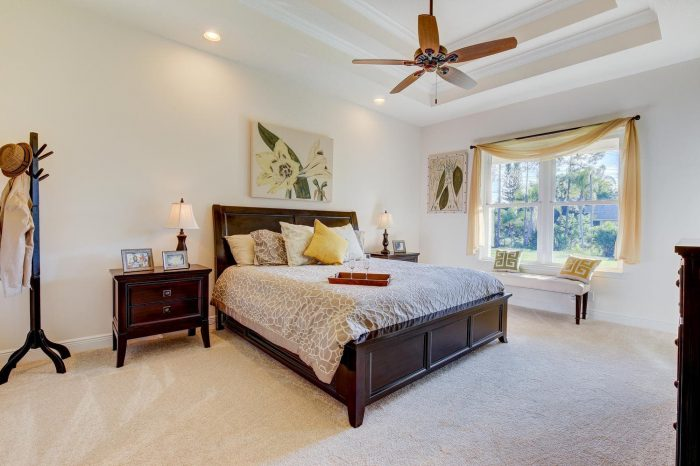 Synergy Homes Bellaire Master Bedroom