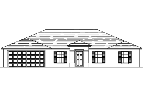 Ibis 1 Elevation
