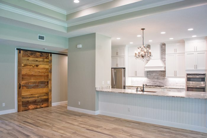 Synergy Homes Bellaire Kitchen and Bar
