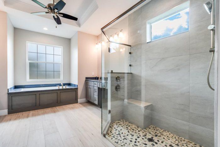 Winston Master Bathroom